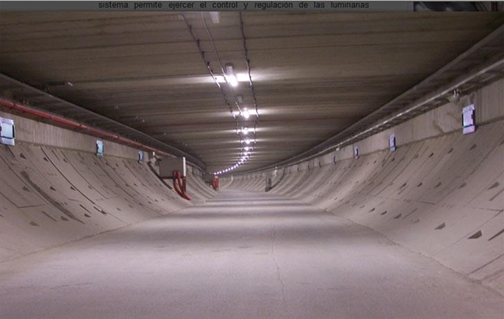 Aprovechamiento energético en túneles